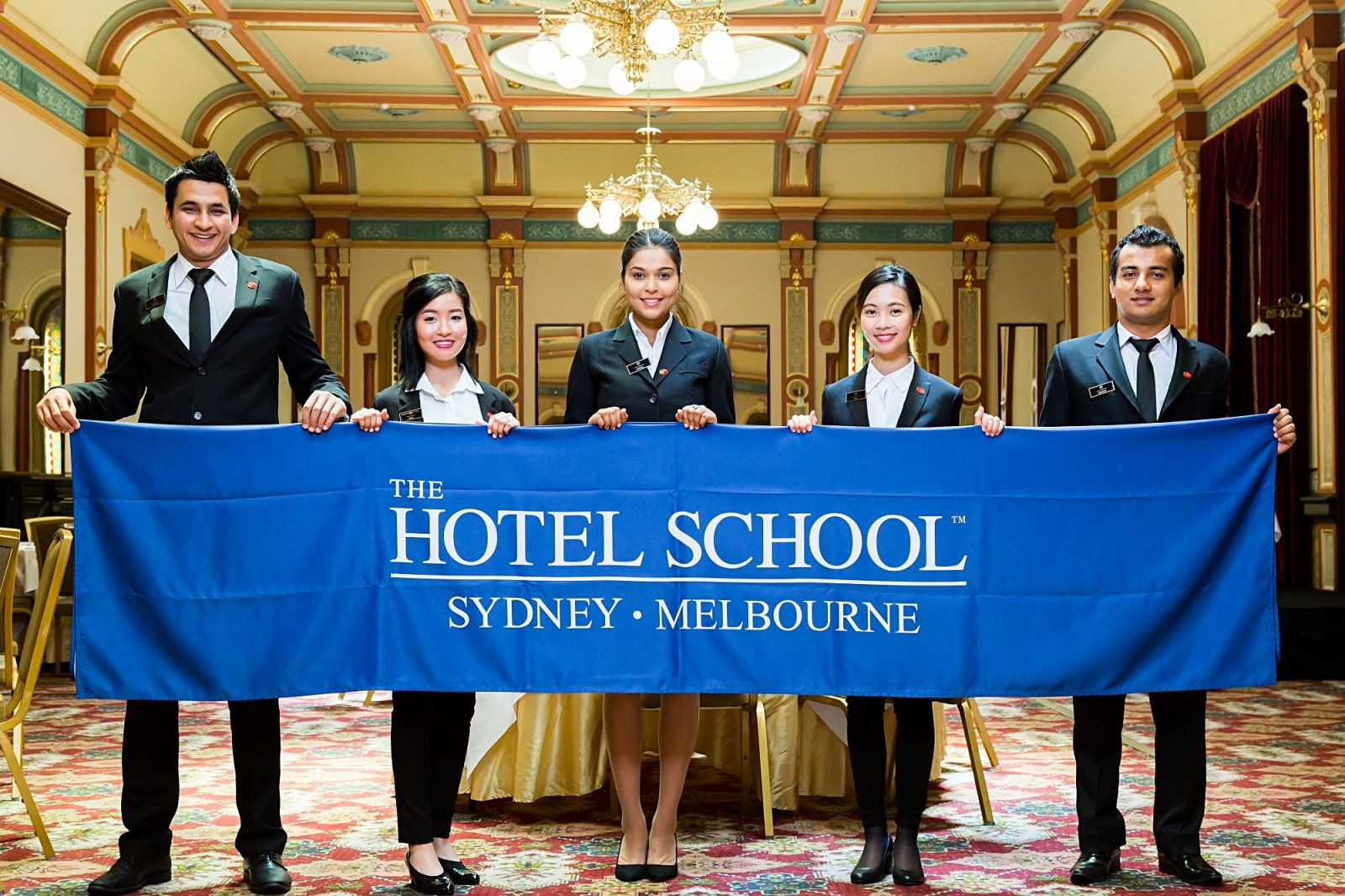 The Hotel School Sydney – Melbourne